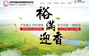 五常稻典水稻种植专业合作社